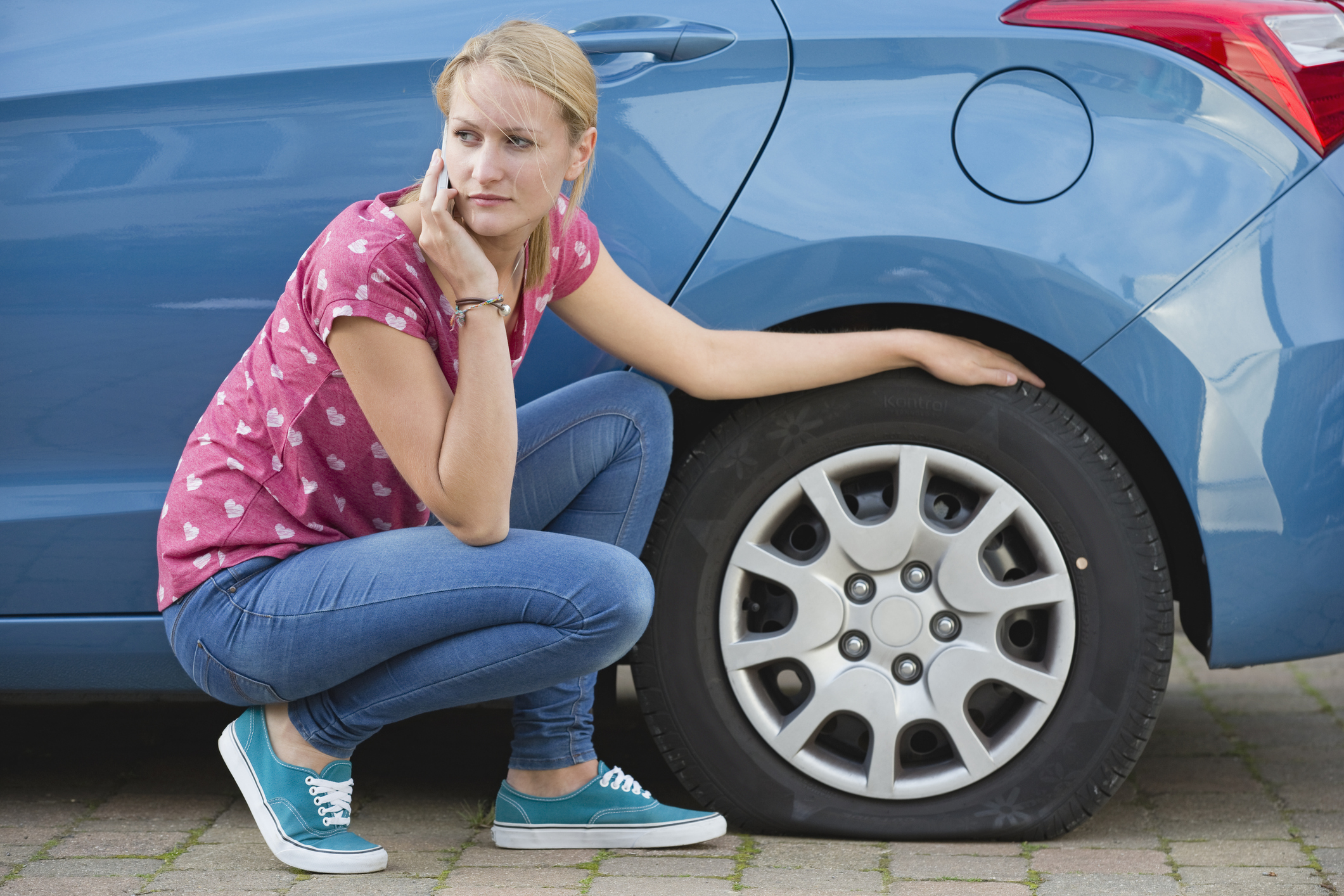 4 Things That Can Result in a Flat Tire