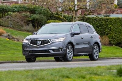 acura mdx technology and entertainment packages 4dr suv warranty. Black Bedroom Furniture Sets. Home Design Ideas
